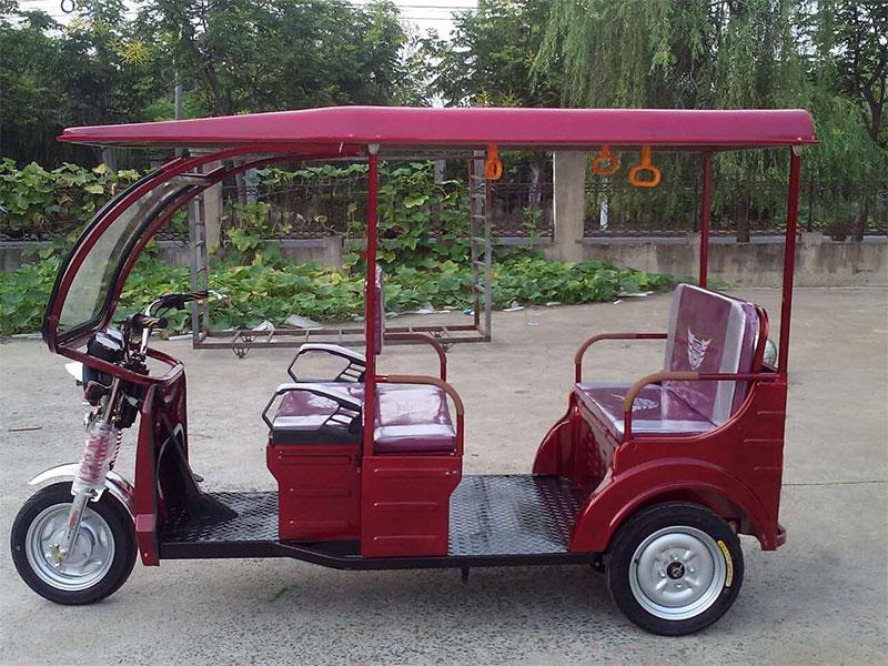Plaudit 104 e-Rickshaw