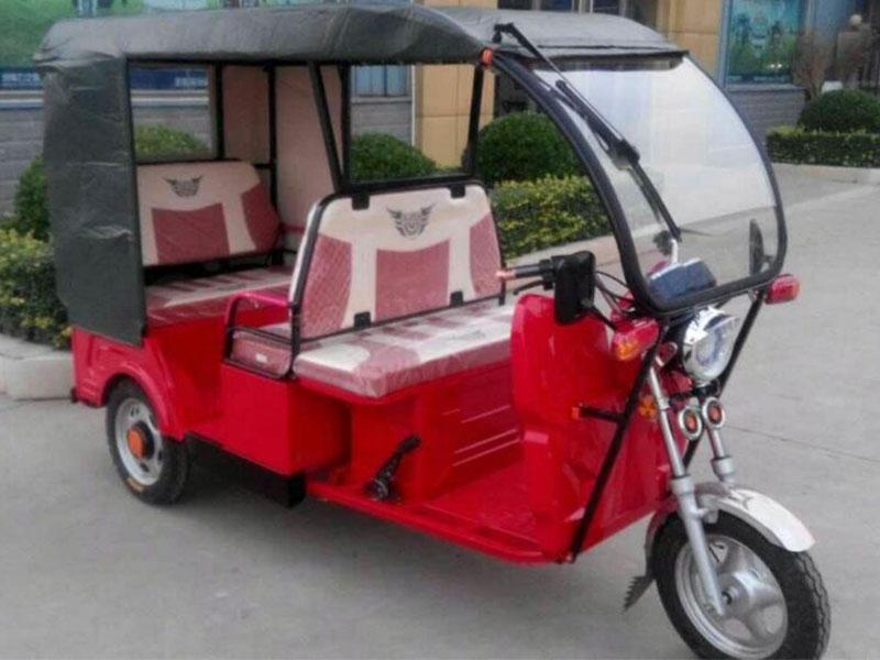 Plaudit 103 e-Rickshaw