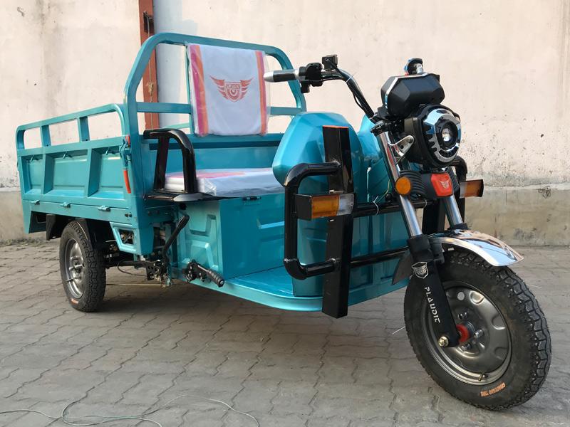 Plaudit Hydraulic Cargo Rickshaw