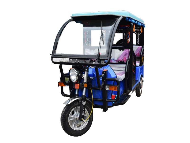 Plaudit 100 Plus E- Rickshaw