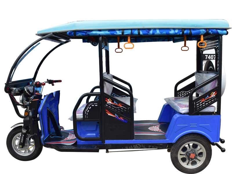 Plaudit e-rickshaw 100 plus