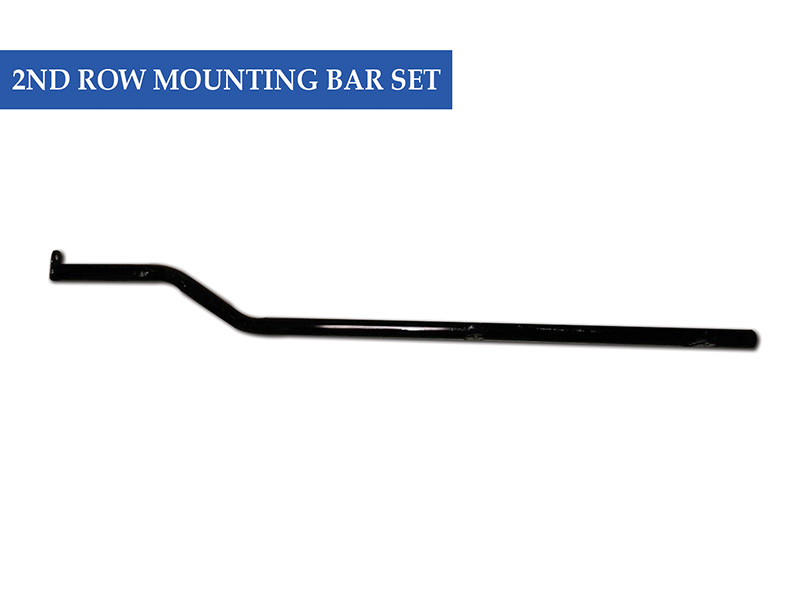2nd Row Mounting Bar Set