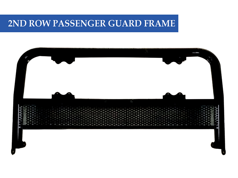 2nd Row Passenger Guard Frame