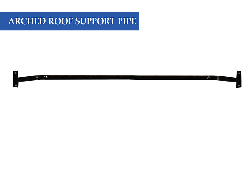 Arched Roof Support Pipe