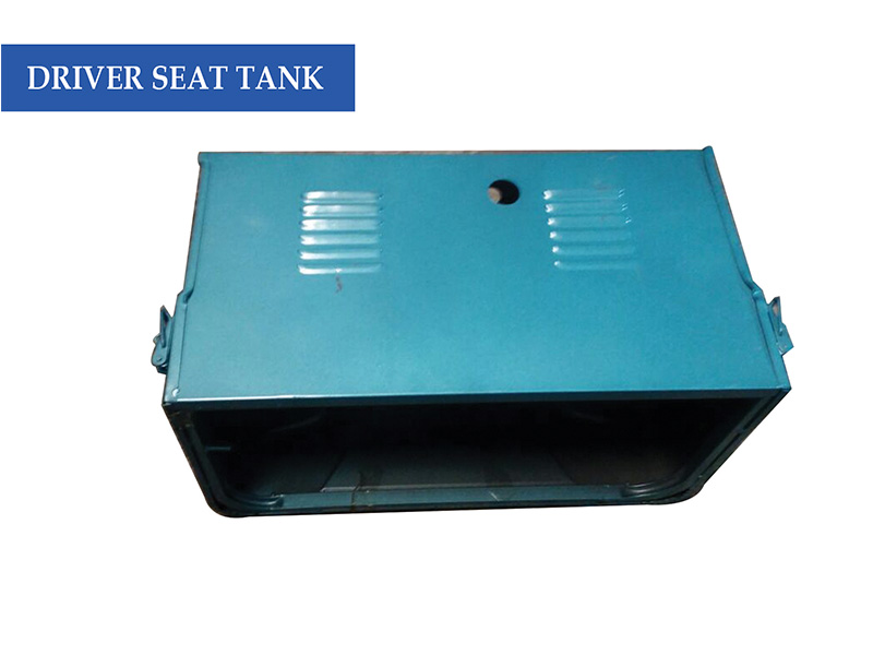 Driver Seat Tank