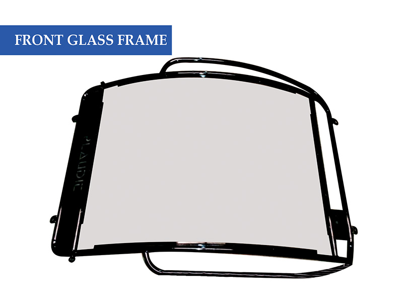 Front Glass Frame