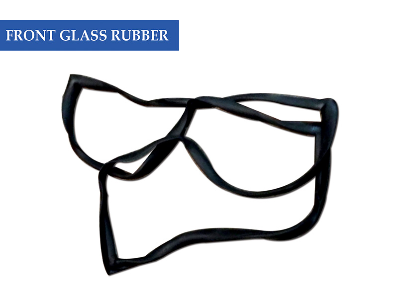 Front Glass Rubber