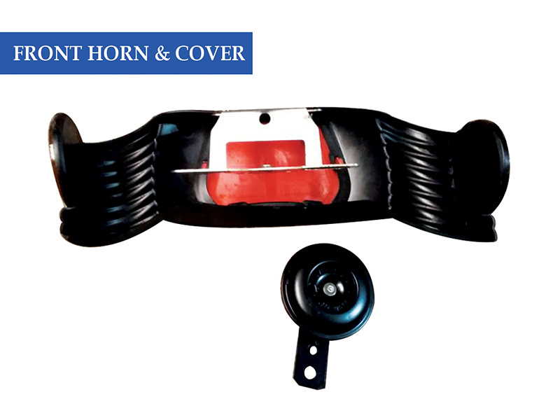 Front Horn & Cover