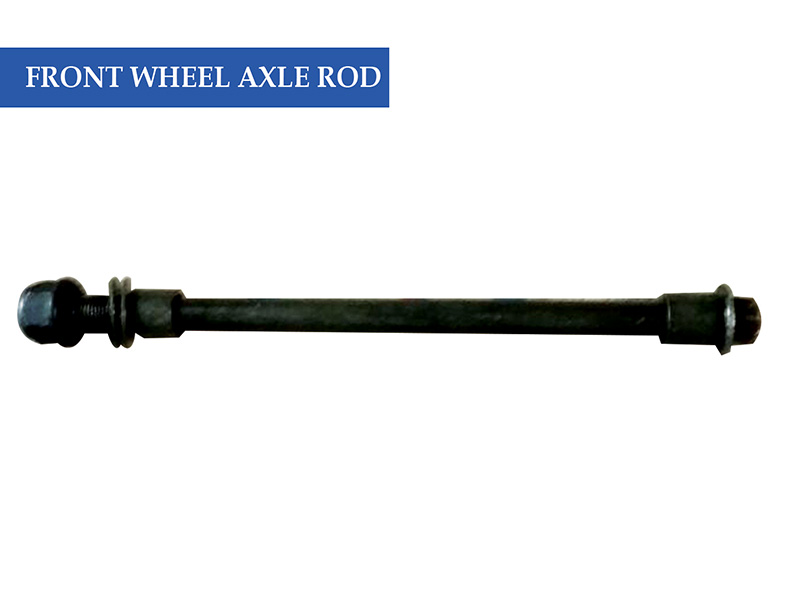 Front Wheel Axle Rod