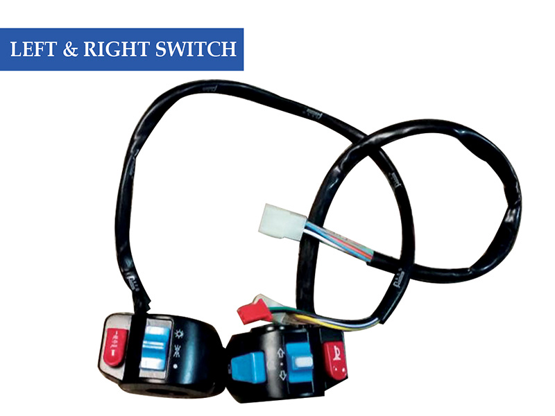 Left & Right Switch