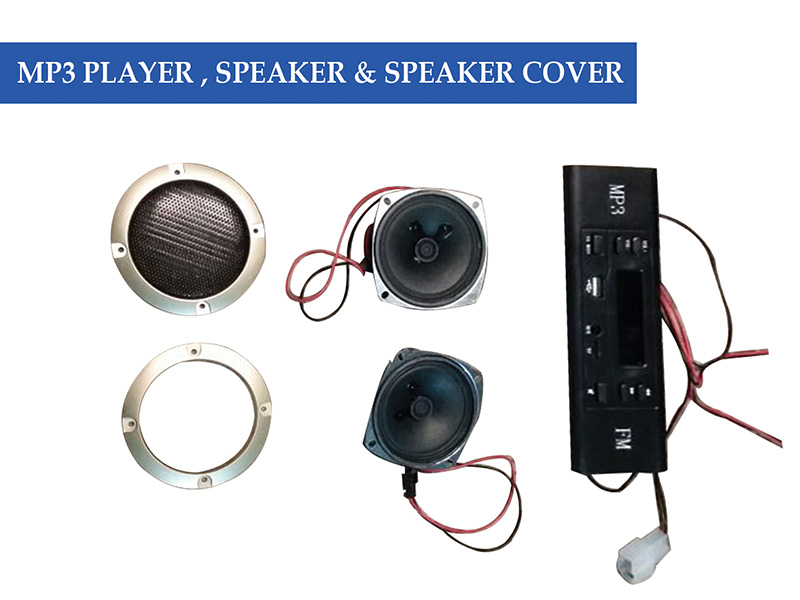 Mp3 player , Speaker & Speaker Cover