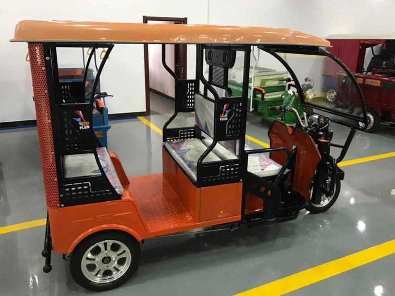 Plaudit e-rickshaw 100
