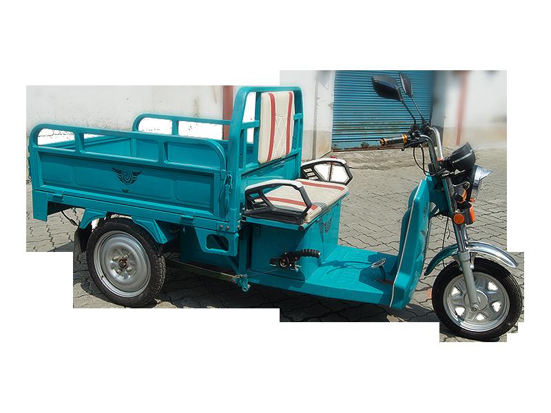 Plaudit E- Cargo- Rickshaw