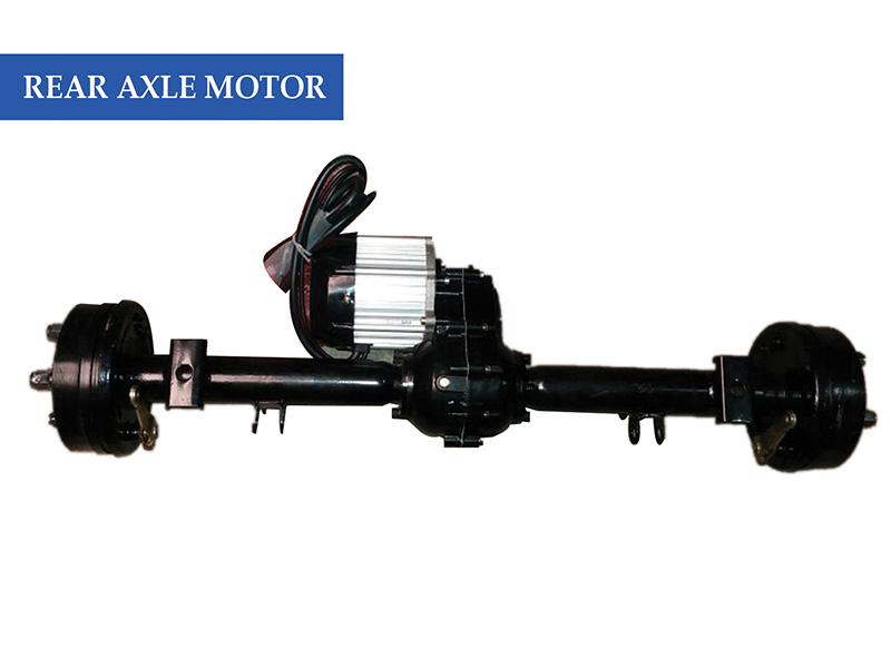Rear Axle Motor