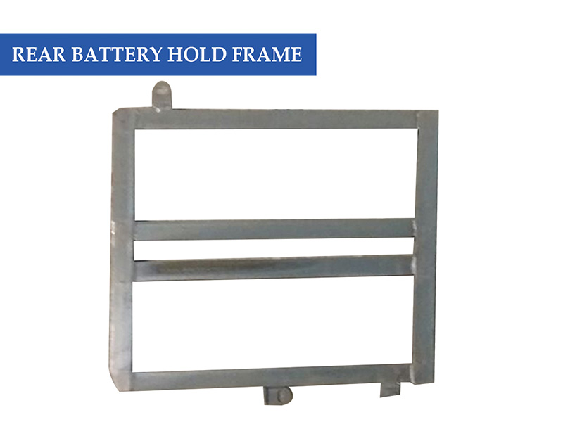 Rear Battery Hold Frame