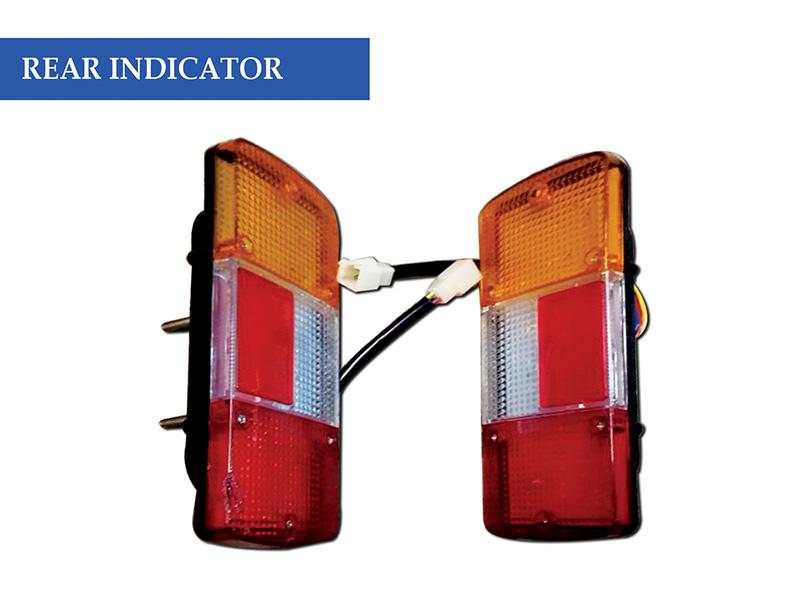 Rear Indicator