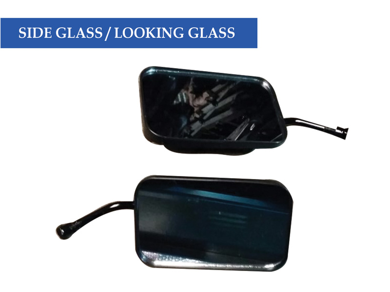 Side Glass or Looking Glass