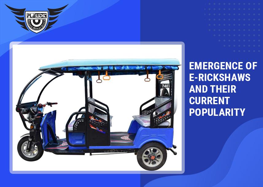 battery operated e rickshaw distributor