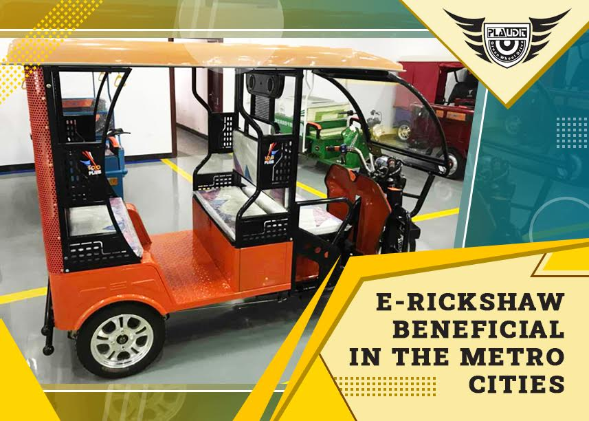 The Best Electric Rickshaws For Metro Cities