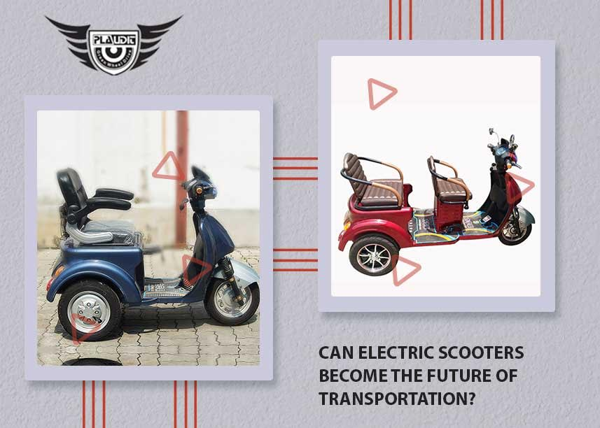 Can Electric Scooters Become the Future of Transportation?