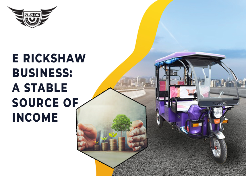 battery operated e rickshaw distributor
