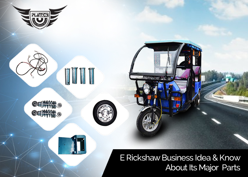 icat approved e rickshaw manufacturer